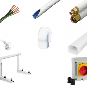 Airco installatie pakket